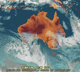 SatWeatherImage