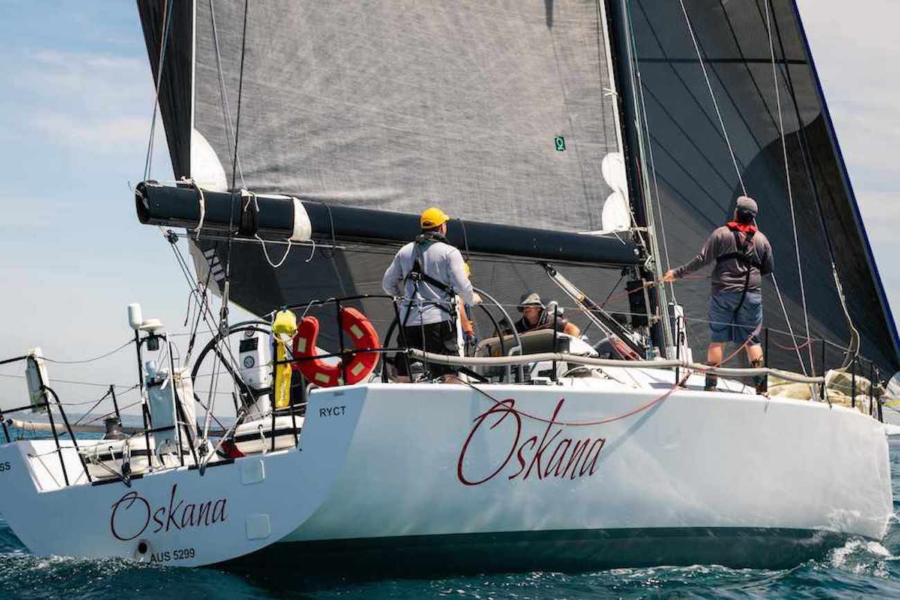 OSKANA SAILING credit david hewison
