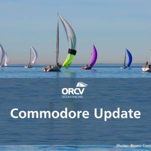 Commodore Update - Remainder of ORCV 2019/20 Summer Racing Season Cancelled