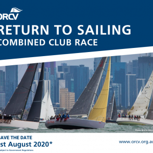 Return to Sailing Combined Club Race