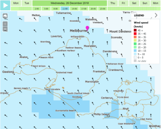 All I want for Christmas is a little more wind on Boxing Day